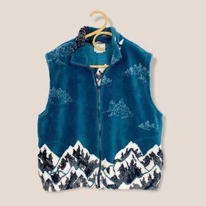 Vintage | Mountain Fleece Vest